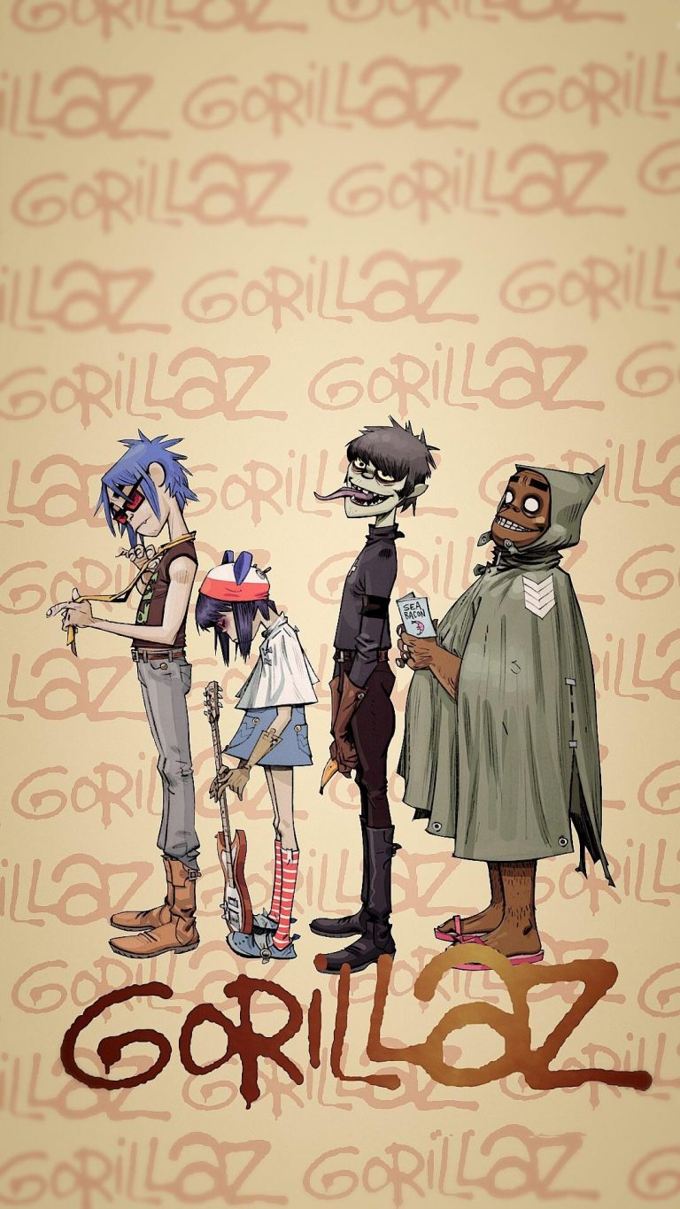 gorillaz wallpaper 186