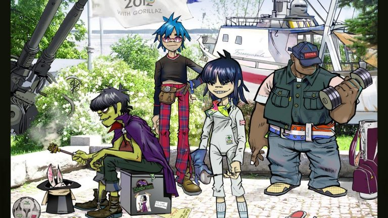 gorillaz wallpaper 191