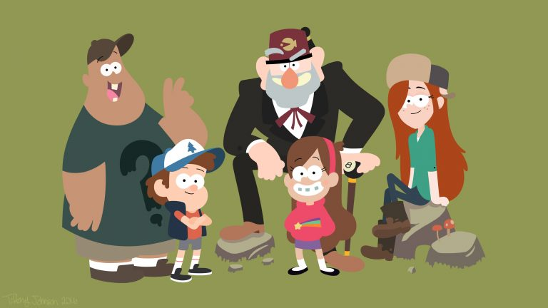 gravity falls wallpaper 114