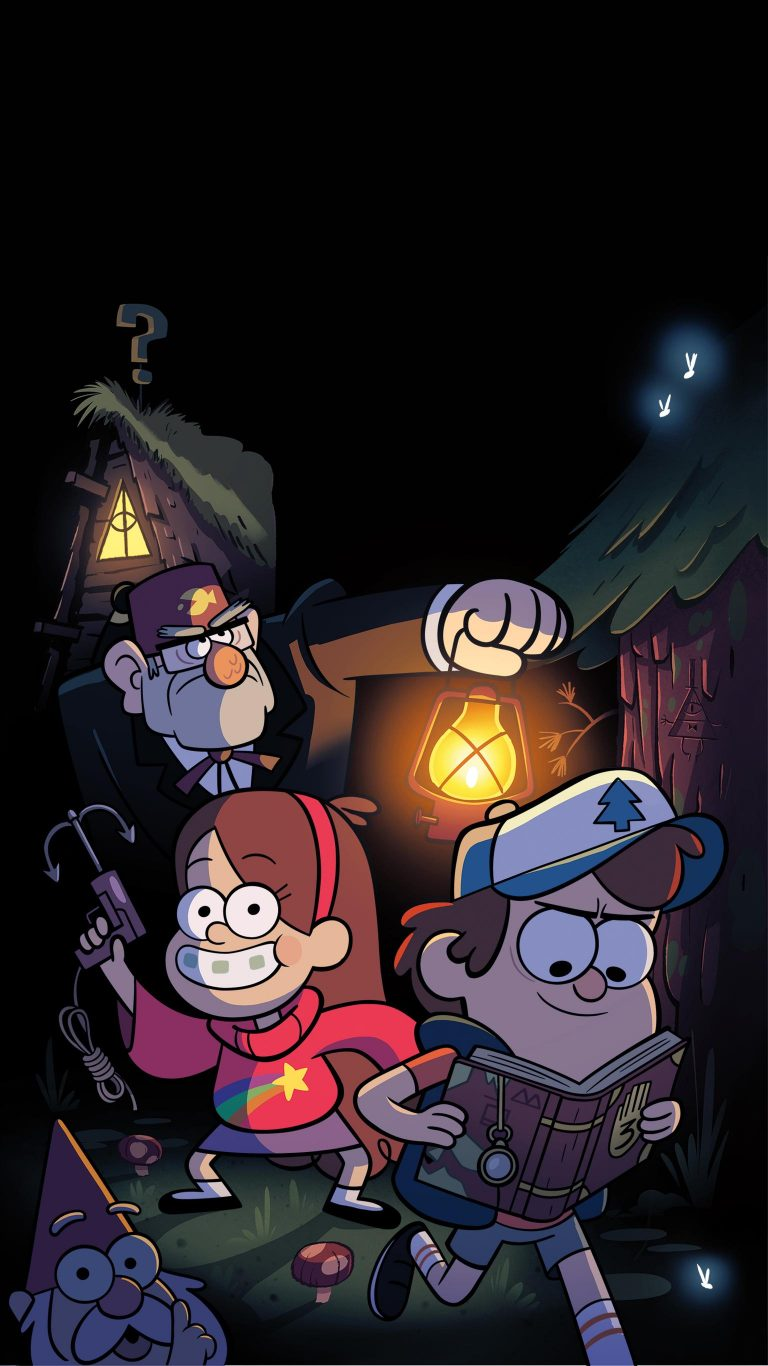 gravity falls wallpaper 116