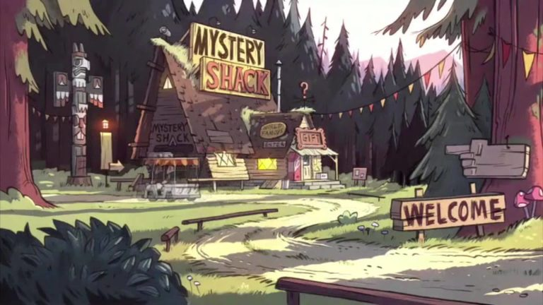gravity falls wallpaper 122