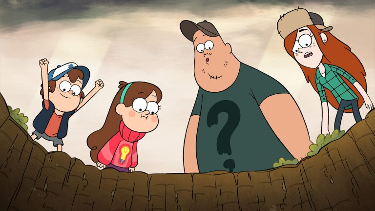 gravity falls wallpaper 123