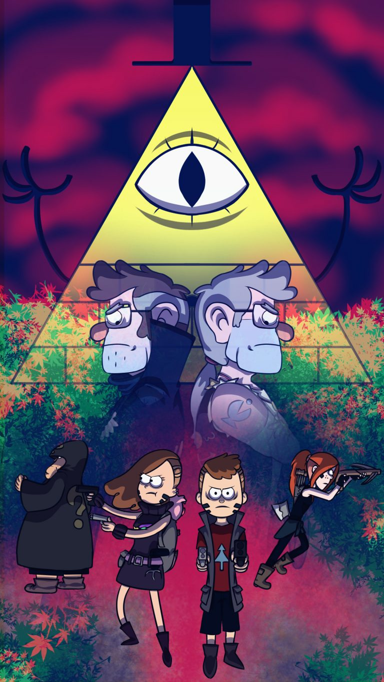 gravity falls wallpaper 127