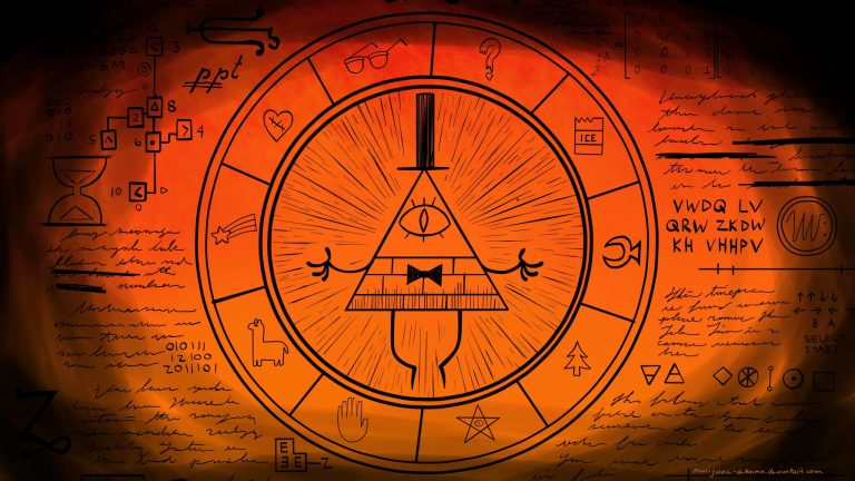 gravity falls wallpaper 133