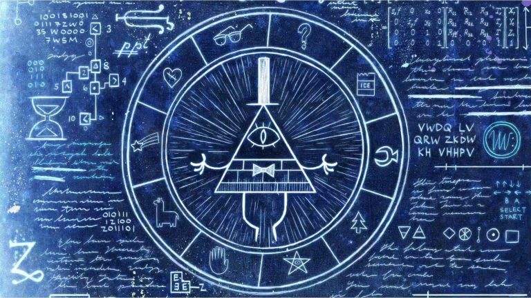 gravity falls wallpaper 154