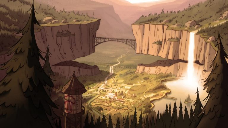 gravity falls wallpaper 157