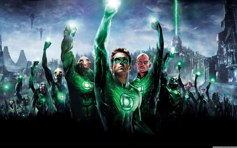 green lantern wallpaper 136