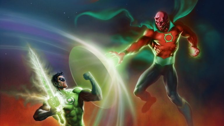 green lantern wallpaper 138