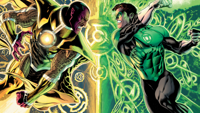 green lantern wallpaper 155