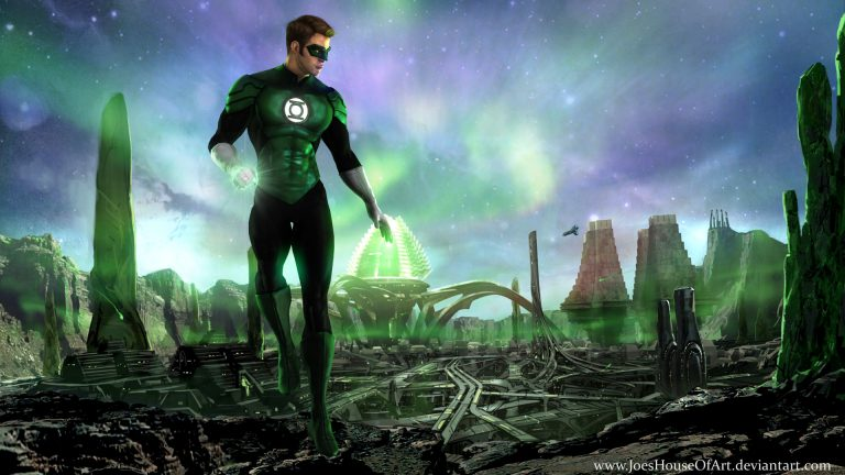 green lantern wallpaper 159