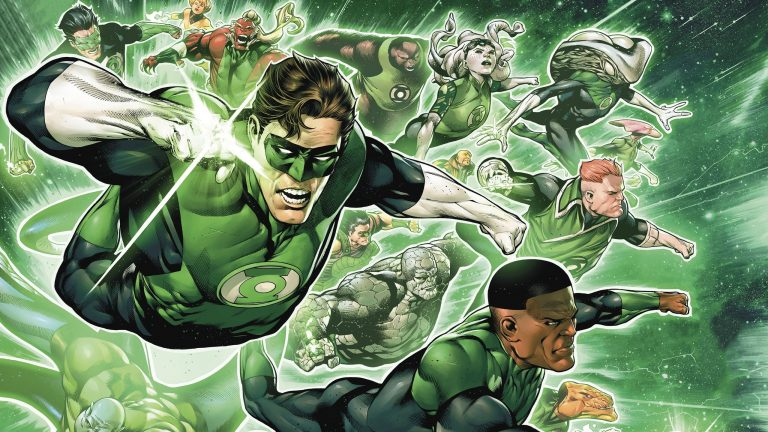 green lantern wallpaper 161