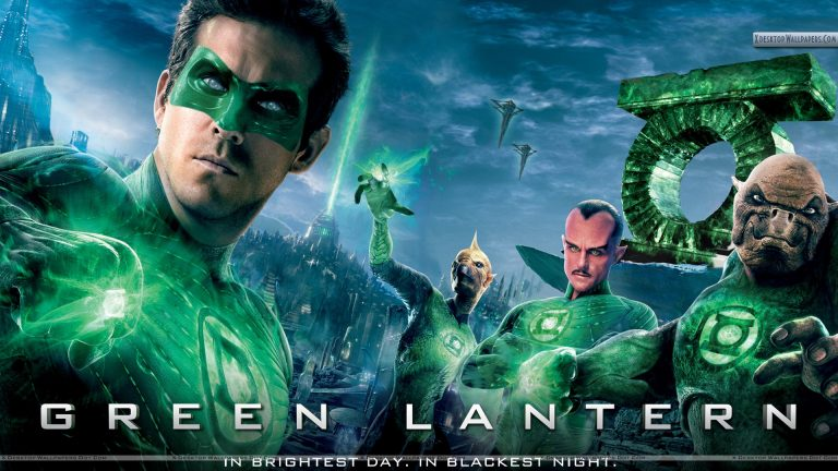 green lantern wallpaper 164