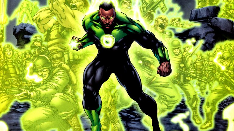 green lantern wallpaper 168