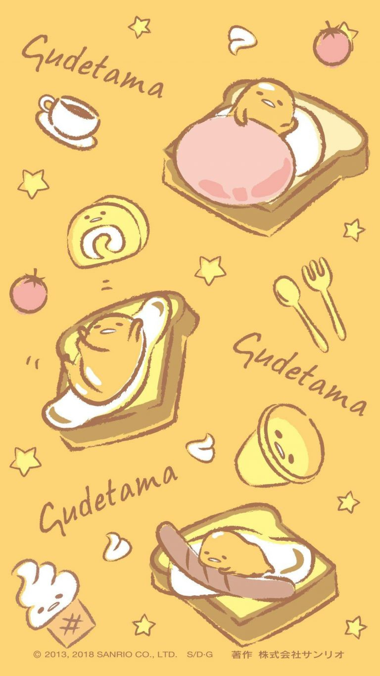 gudetama wallpaper 48