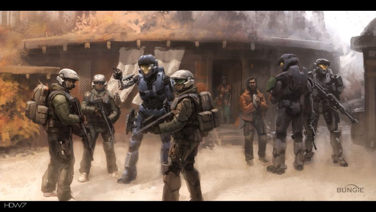 halo reach wallpaper 102