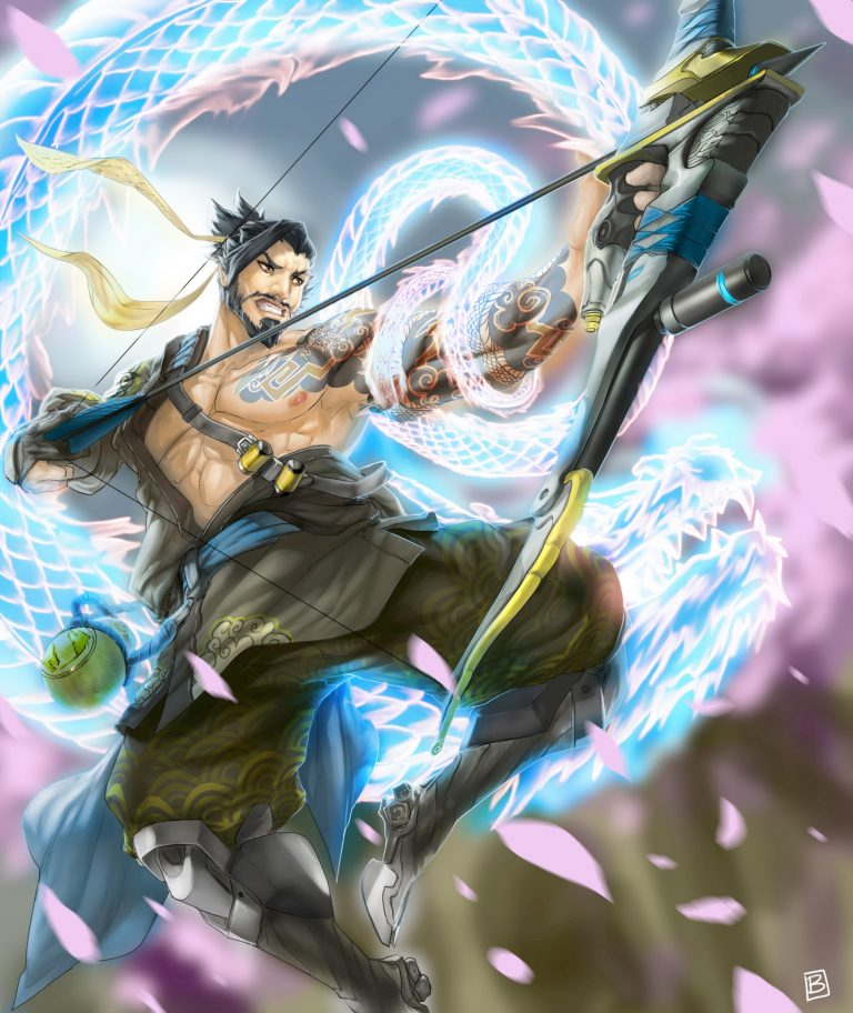 hanzo wallpaper 72