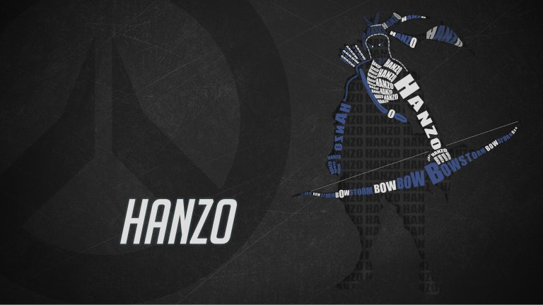 hanzo wallpaper 74