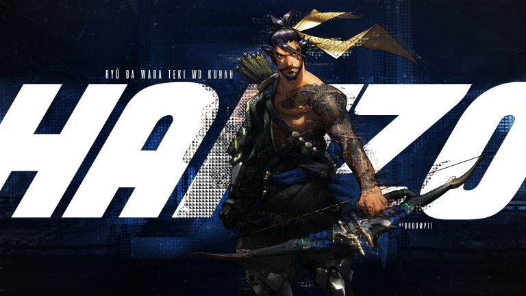 hanzo wallpaper 91