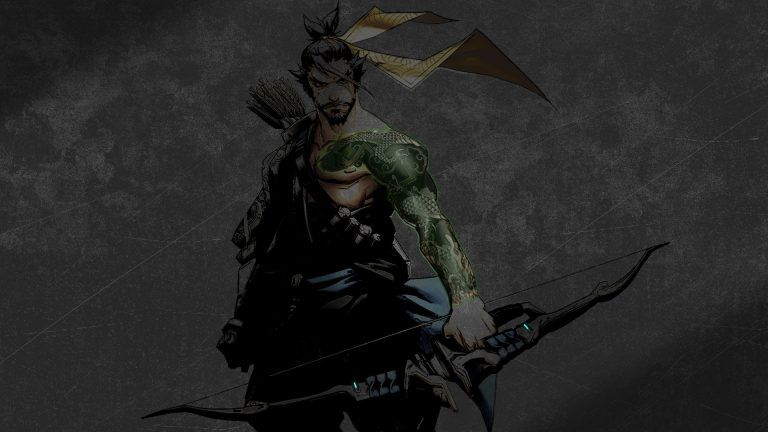 hanzo wallpaper 93