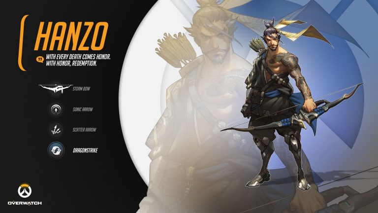 hanzo wallpaper 98