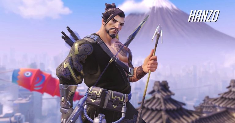 hanzo wallpaper 101