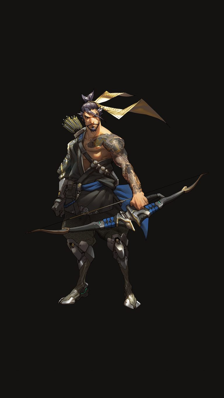 hanzo wallpaper 102