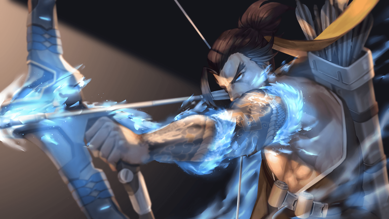 hanzo wallpaper 115