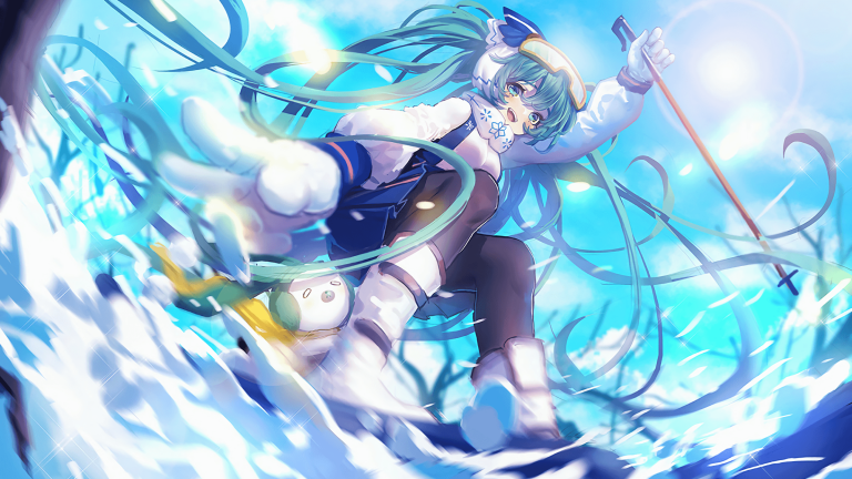 hatsune wallpaper 207