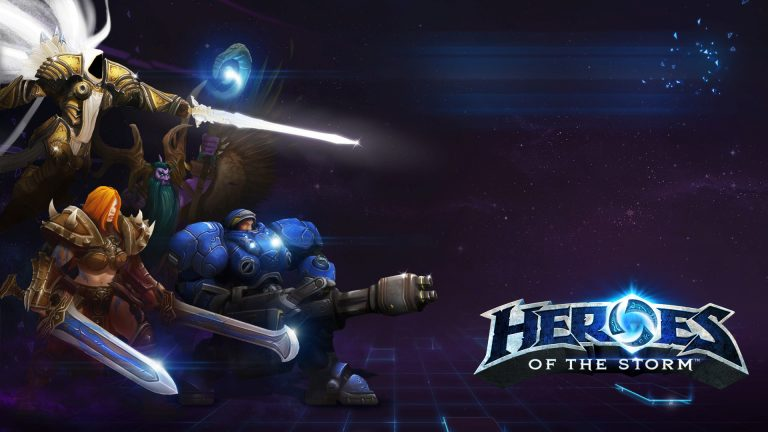 heroes of the storm wallpaper 103