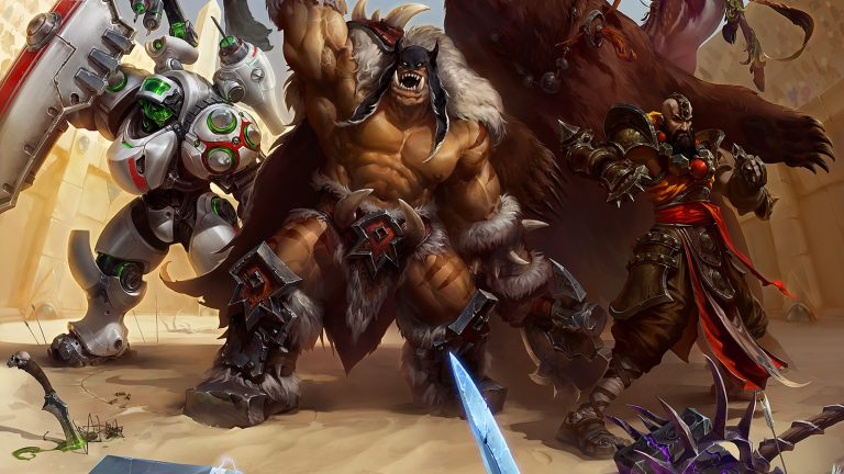 heroes of the storm wallpaper 109