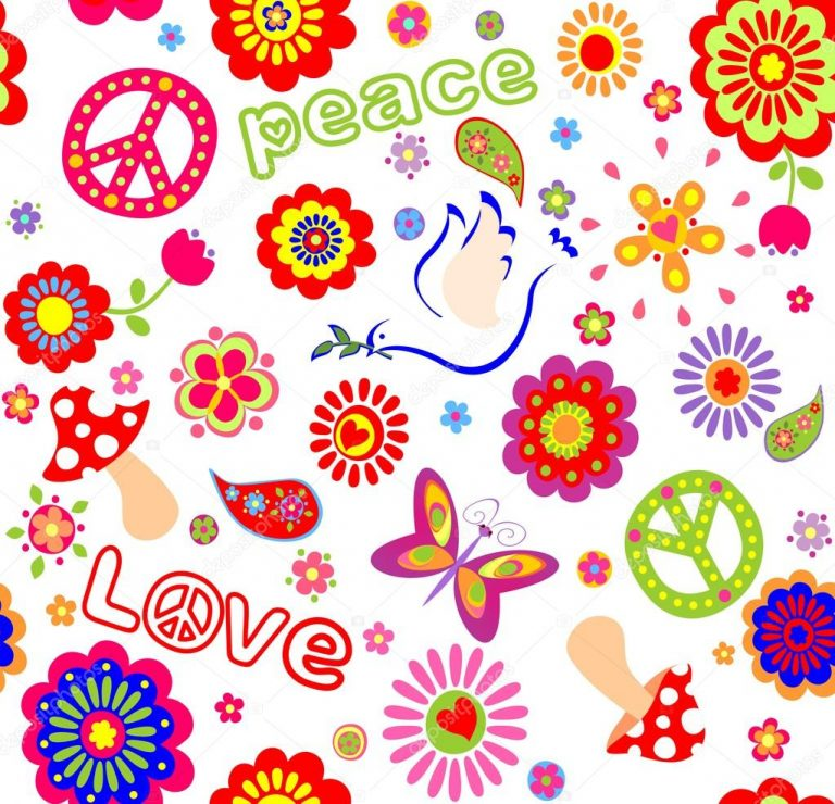 hippie wallpaper 53