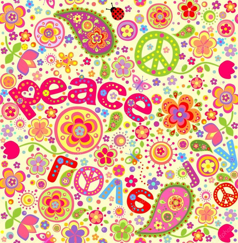 hippie wallpaper 54