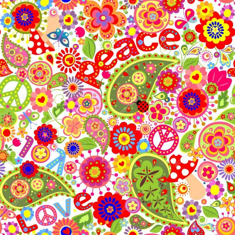 hippie wallpaper 55