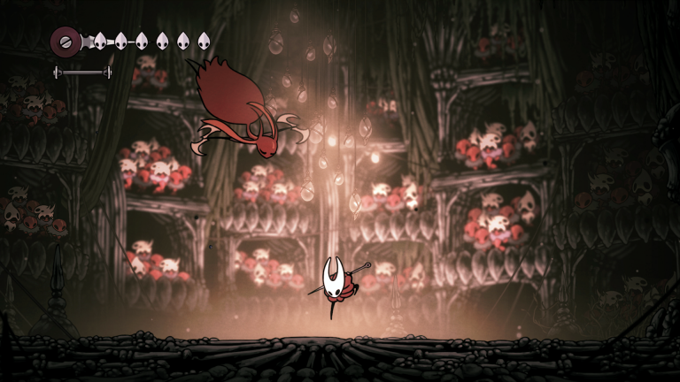 hollow knight wallpaper 122