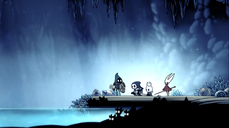 hollow knight wallpaper 147