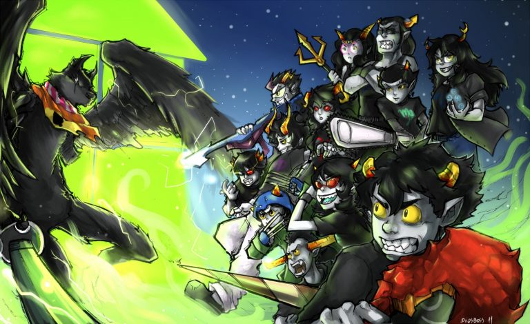 homestuck wallpaper 34