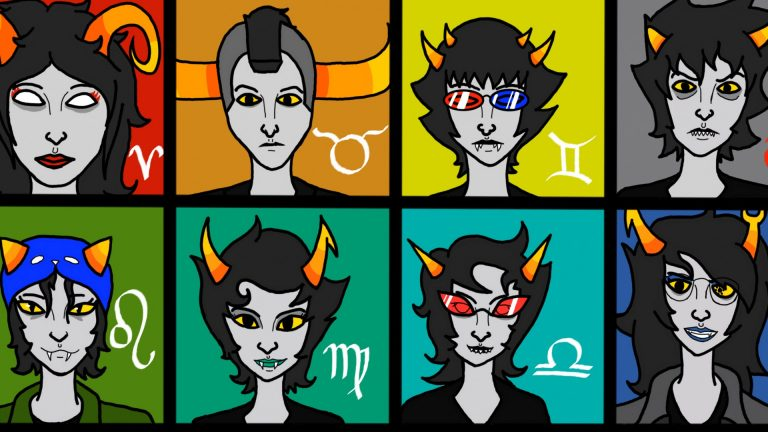 homestuck wallpaper 93