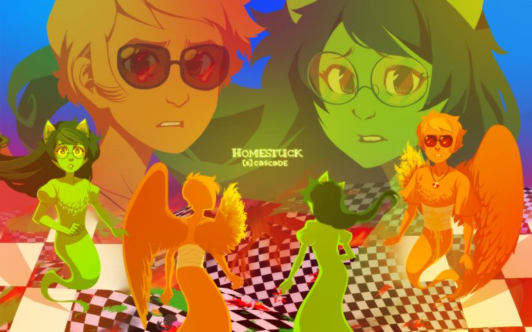homestuck wallpaper 95