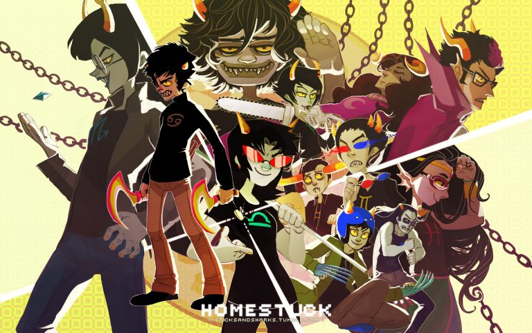 homestuck wallpaper 115