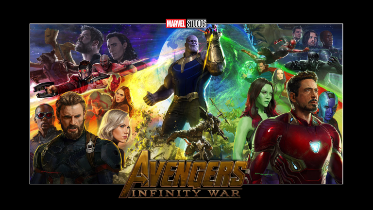 infinity war wallpaper 270