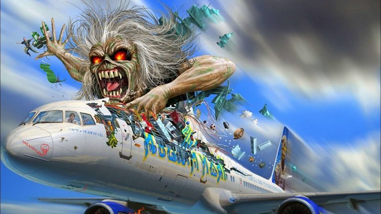 iron maiden wallpaper 41