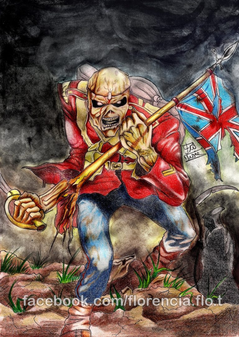 iron maiden wallpaper 46