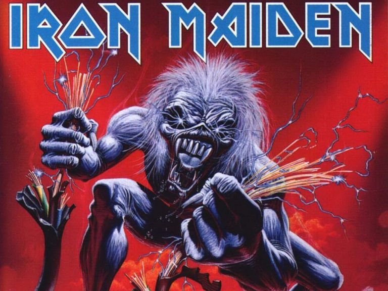 iron maiden wallpaper 47