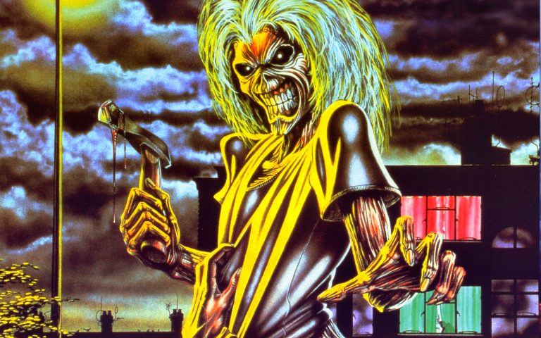 iron maiden wallpaper 49