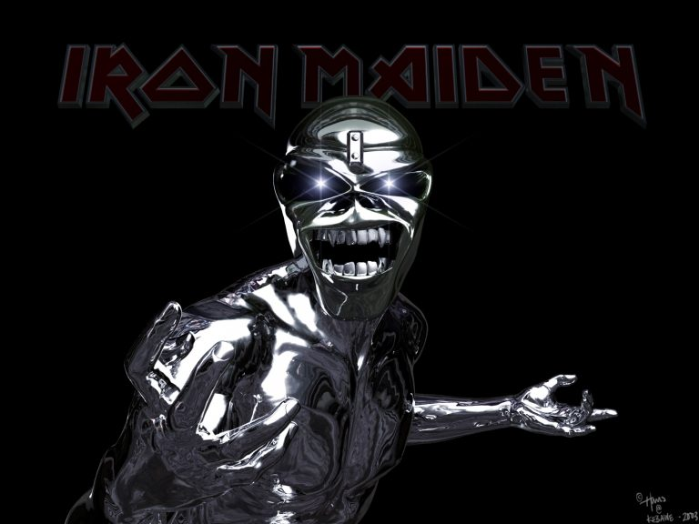 iron maiden wallpaper 50