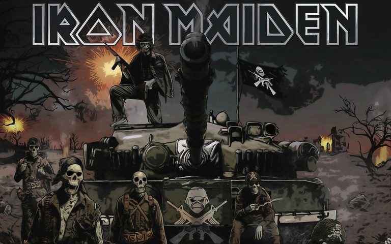iron maiden wallpaper 51