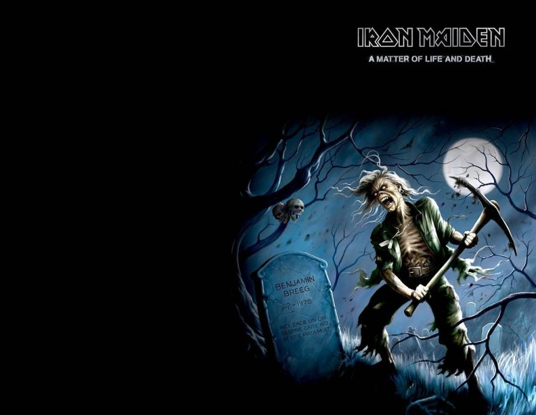 iron maiden wallpaper 52