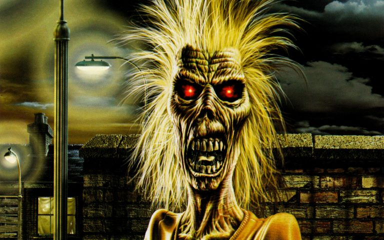 iron maiden wallpaper 53