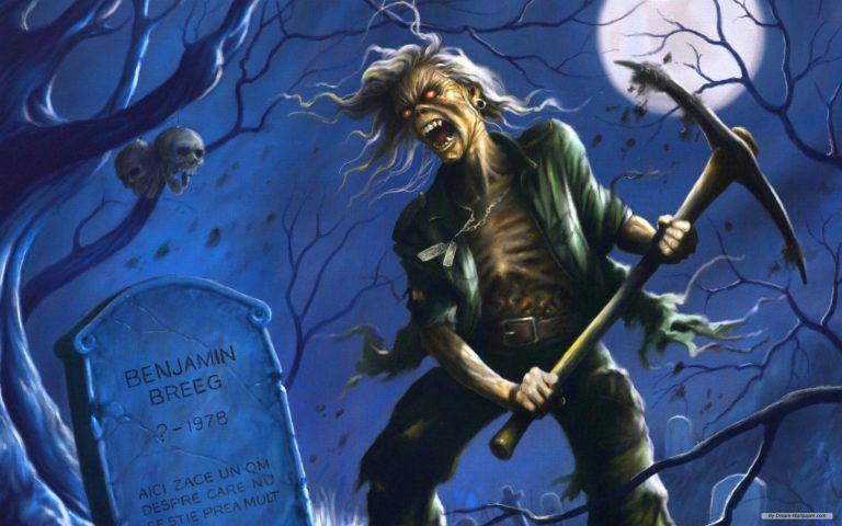 iron maiden wallpaper 55