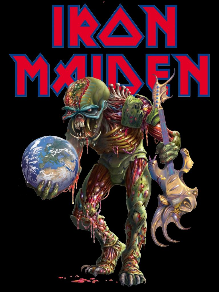 iron maiden wallpaper 58